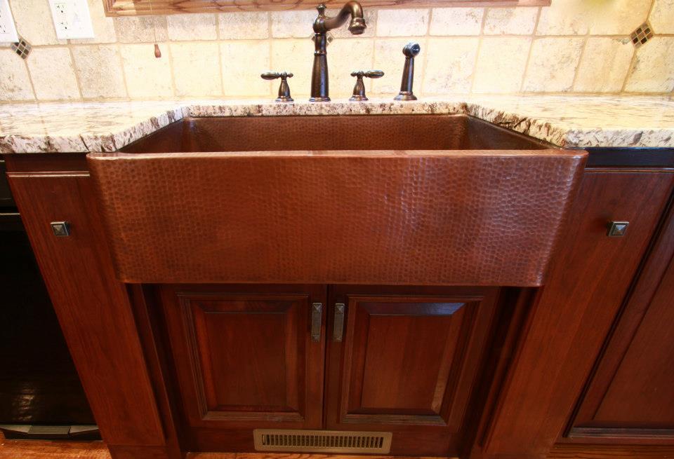 Walnut Raised Panel With Custom Butcher Block Table Schmidt Custom Cabinetry