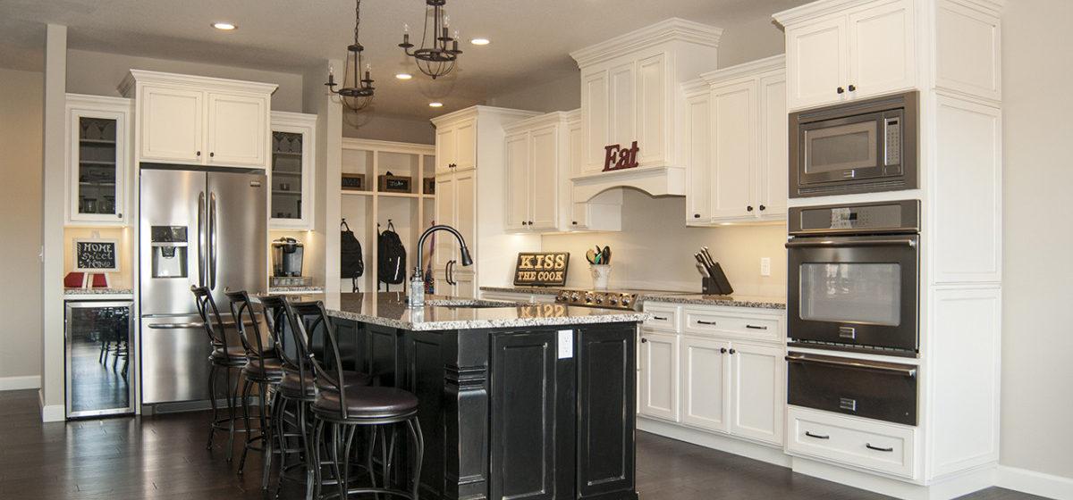 Etonnant ... Kitchen Custom Cabinets ...